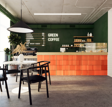 GREEN COFFEE | coffee shop