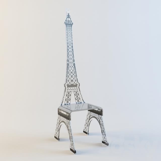 Acrila Chaise Tour Eiffel