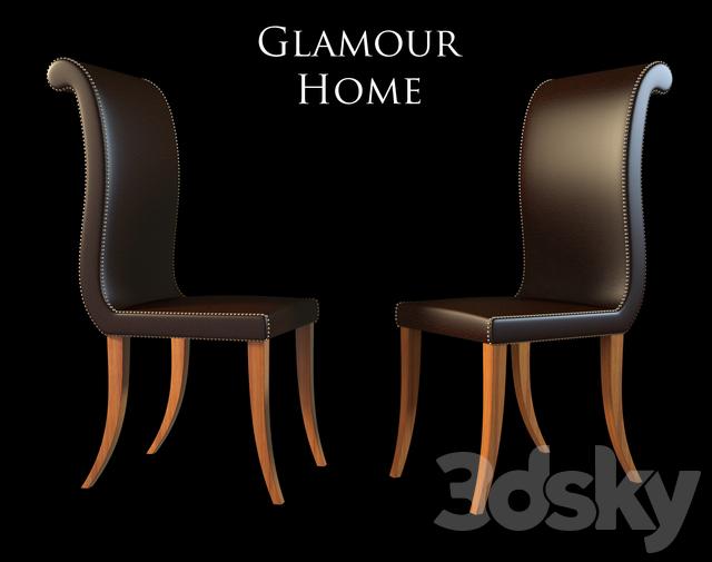 Armchair Glamour home
