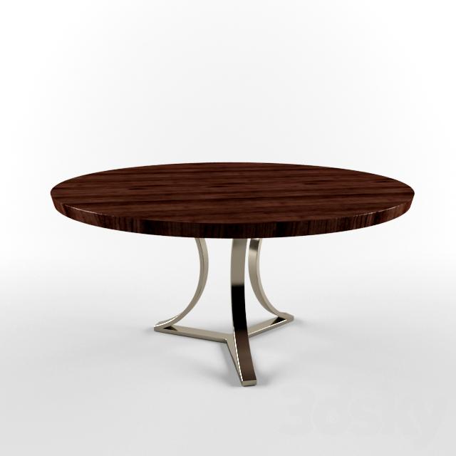 Arc Base Table / Hudson Furniture