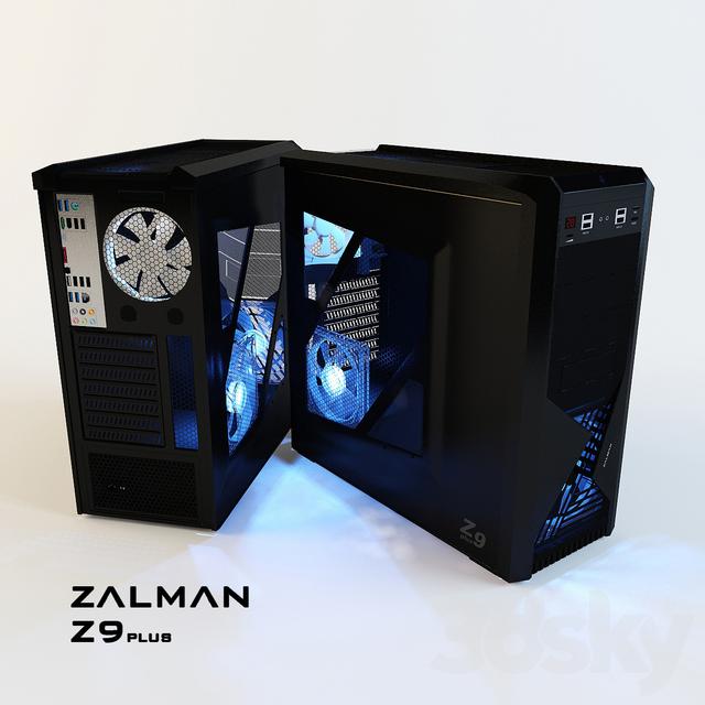 ATX ZALMAN Z9 Plus