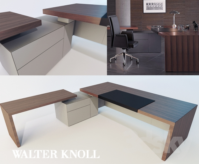 3d models office furniture walter knoll headoffice mono. Black Bedroom Furniture Sets. Home Design Ideas