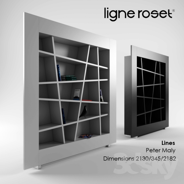 3d models other ligne roset lines peter maly. Black Bedroom Furniture Sets. Home Design Ideas