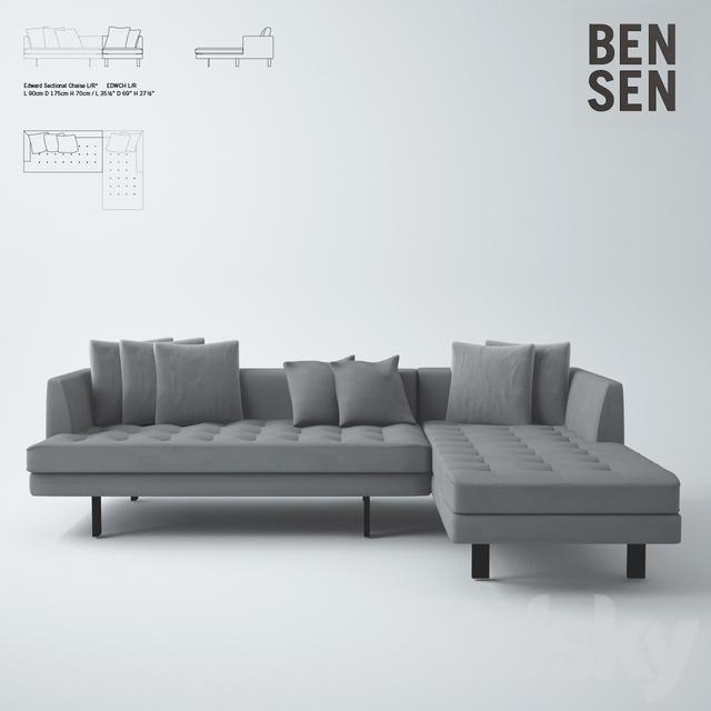 Edward Sectional / Bensen