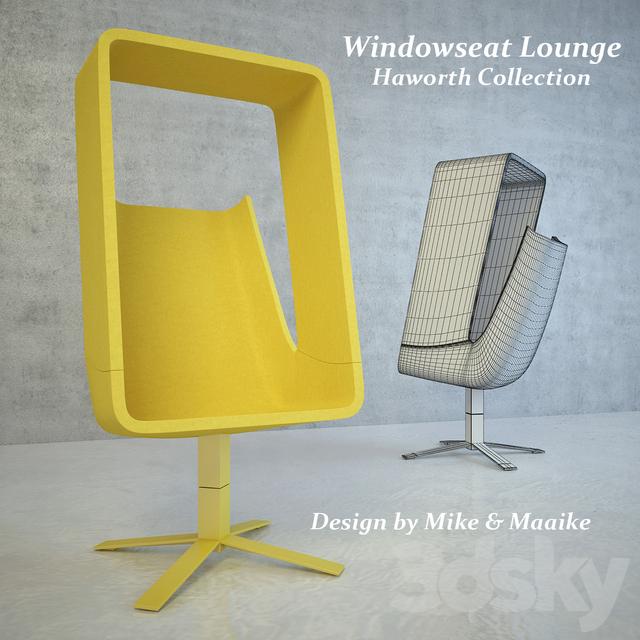Surprising 3D Models Arm Chair Windowseat Lounge Ibusinesslaw Wood Chair Design Ideas Ibusinesslaworg