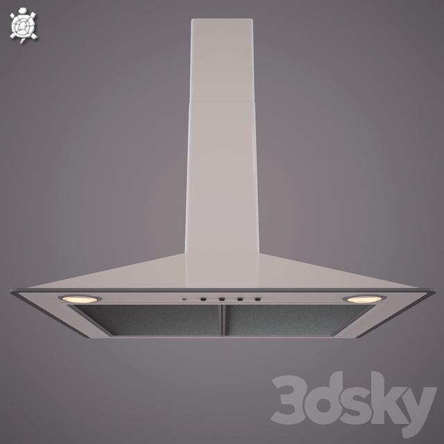 Ikea Kitchen Hood: 3d Models: Kitchen Appliance