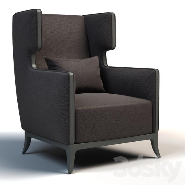 Groovy 3D Models Arm Chair Fendi Kate Chair Download Free Architecture Designs Grimeyleaguecom