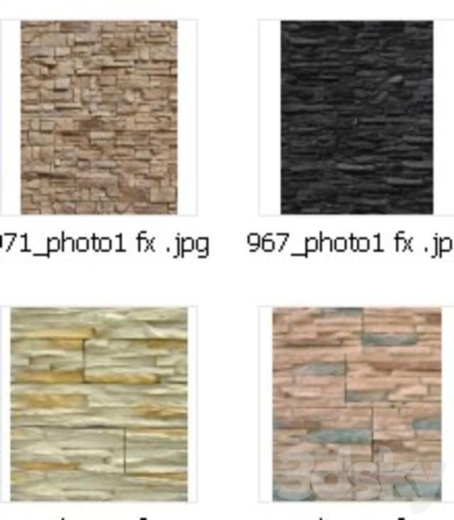 Stone artificial and ornamental PM 2