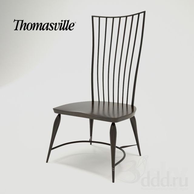 Thomasville Cinnamon Hill Side Chair