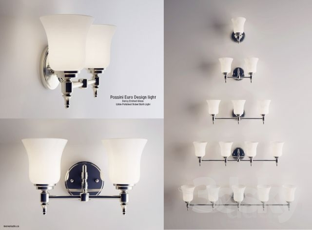 Models Wall Light Possini Euro Design