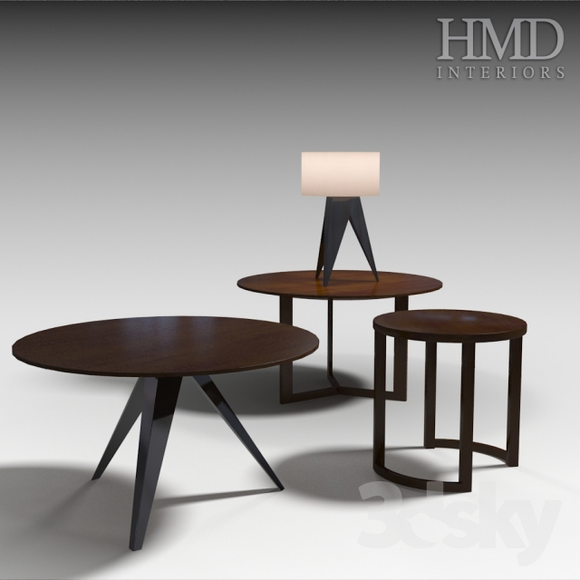 3d Models: Table