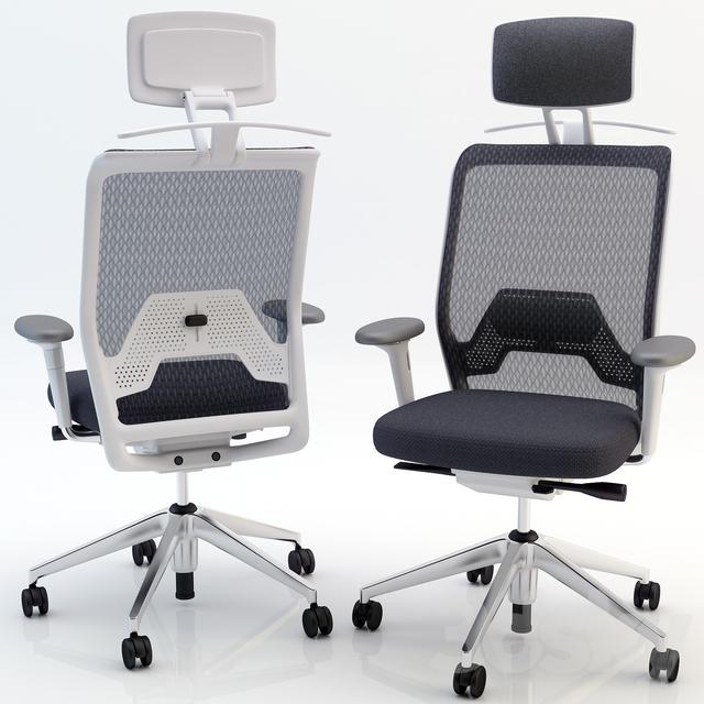 3d models office furniture vitra id mesh. Black Bedroom Furniture Sets. Home Design Ideas