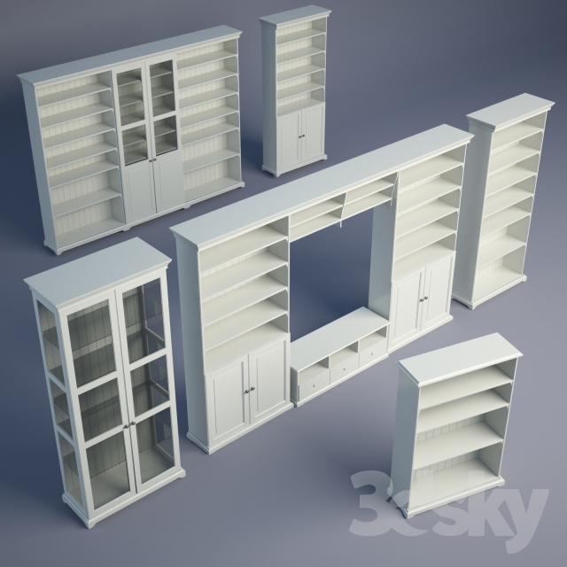 3d Models Wardrobe Amp Display Cabinets IKEA LIATORP