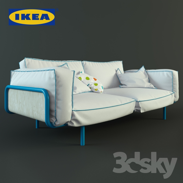 ikea ps sofa ikea ps murbo sleeper sofa vansta red thesofa. Black Bedroom Furniture Sets. Home Design Ideas