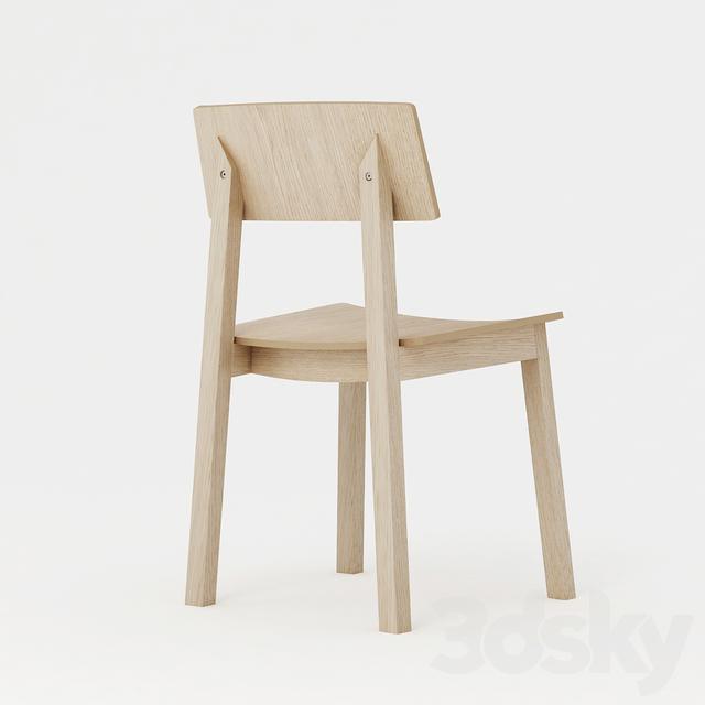 sc 1 st  3DSky & 3d models: Chair - Sigurd Ikea