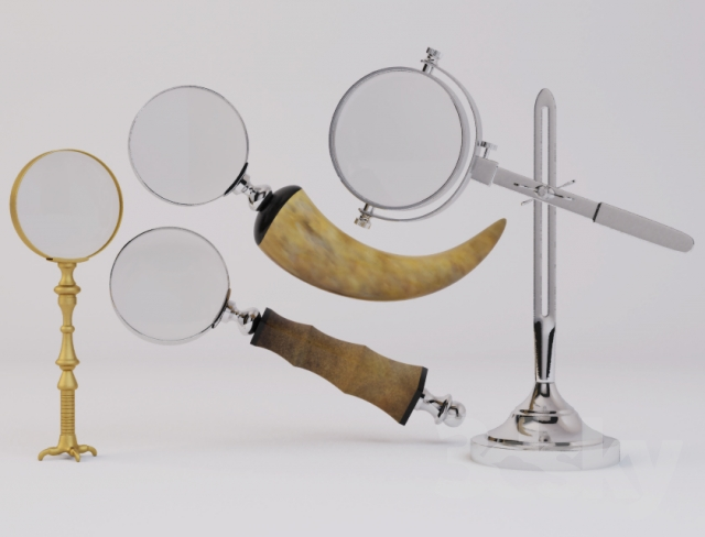 Decorative Magnifying Glasses / ZARA HOME
