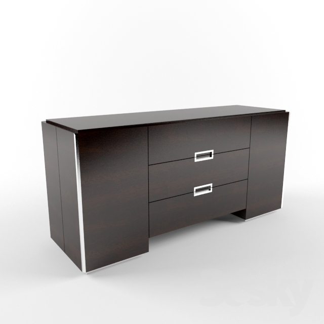 3d Models Sideboard Amp Chest Of Drawer Locker Malerba On702