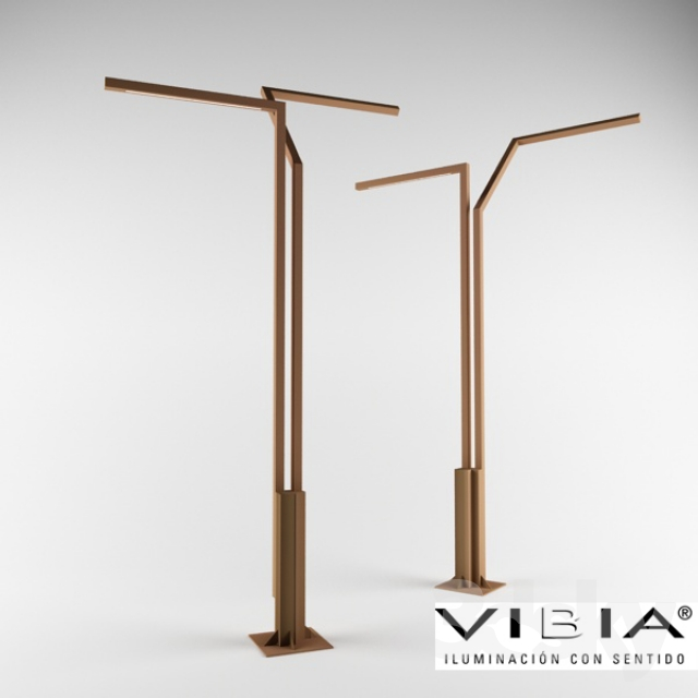 Garden Lamp 3d Model: 3d Models: Street Lighting