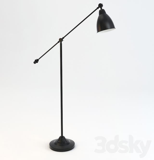 3d models floor lamp ikea barometer ikea barometer aloadofball Images