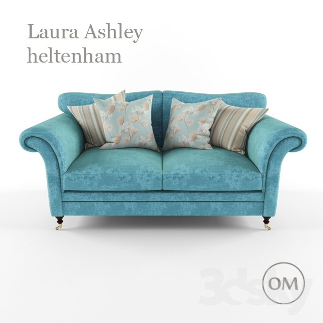 3d Models Sofa Laura Ashley Divan Cheltenham