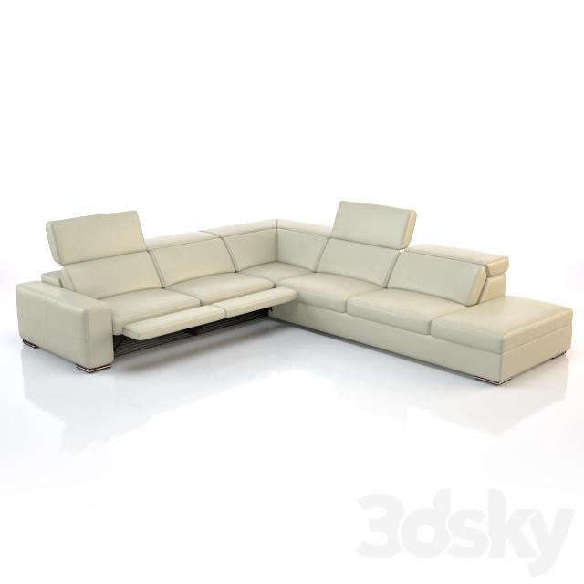 3d models sofa sofa franco ferri for Divan furniture models