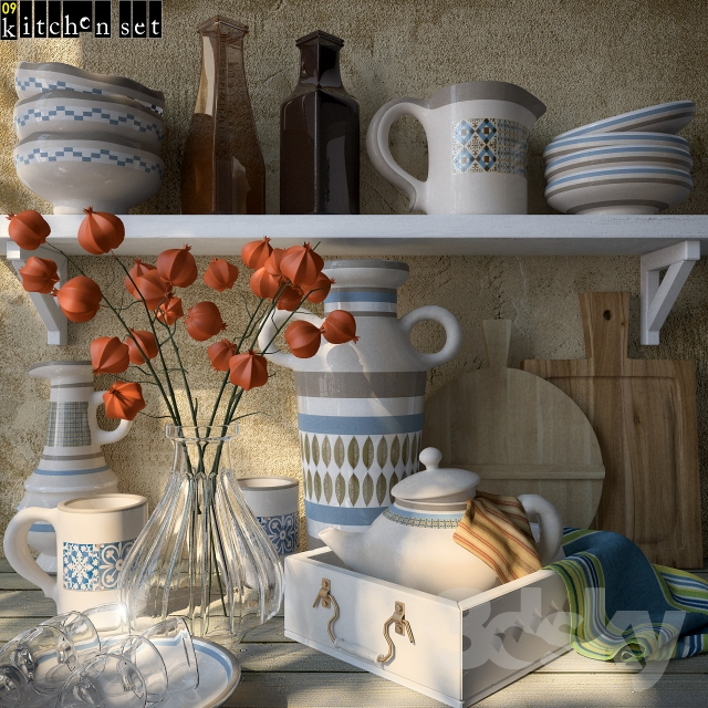 Kitchen Set - 09