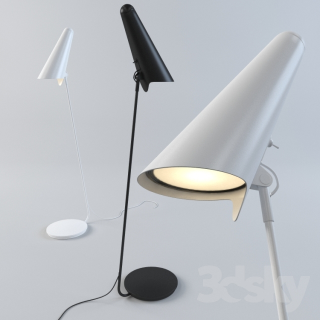 3d models floor lamp ikea stockholm lamp. Black Bedroom Furniture Sets. Home Design Ideas
