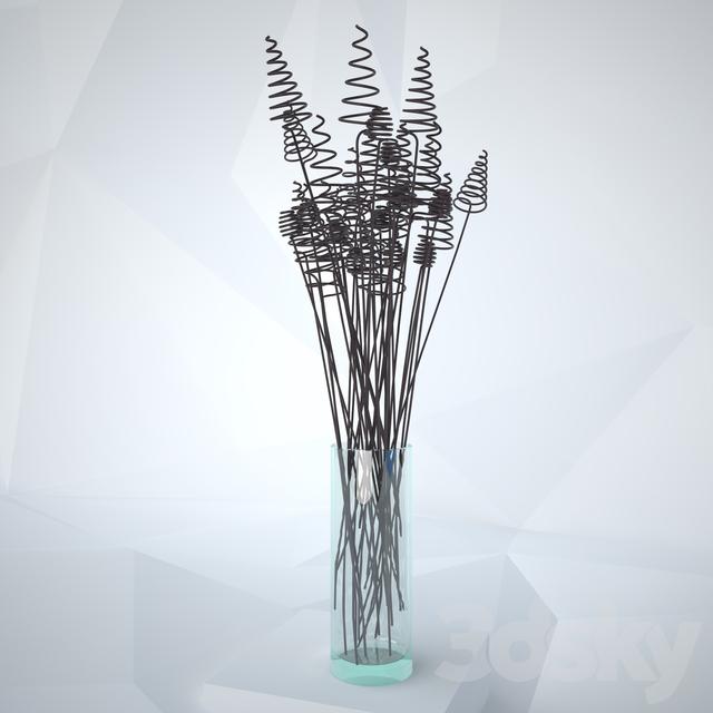 3d Models Vase