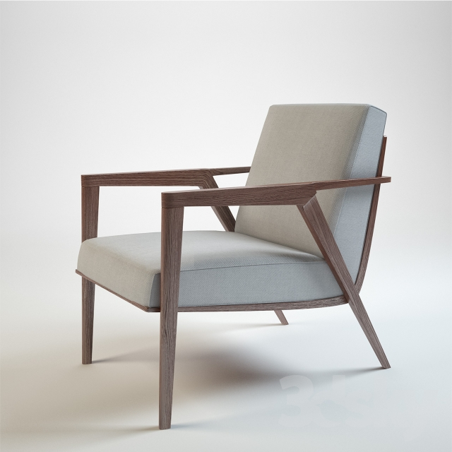 Odense Chair By Holly Hunt