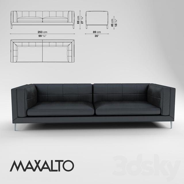 Sofa Maxalto Dives