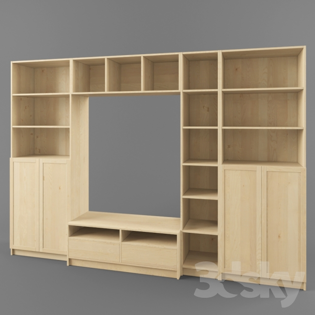 3d models wardrobe display cabinets tv cabinet for. Black Bedroom Furniture Sets. Home Design Ideas