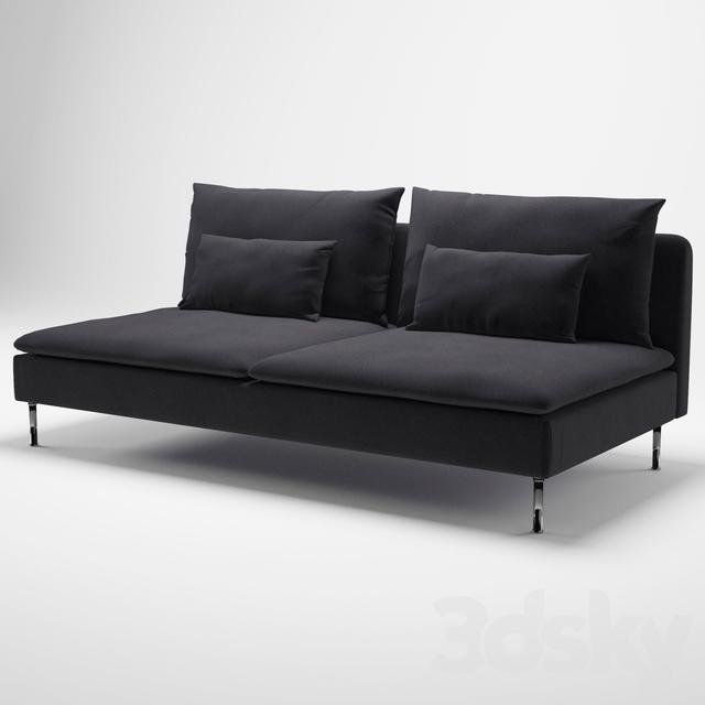 3d Models Sofa