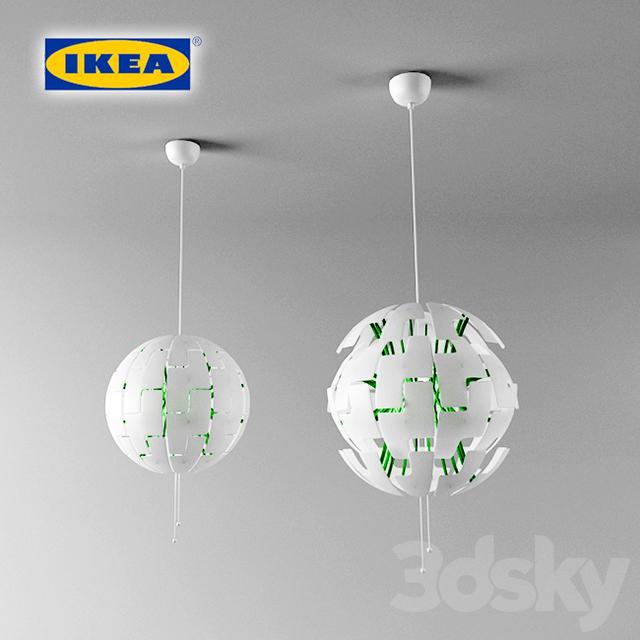 3d models ceiling light pendant lamp ikea ps 2014 - Ikea Lampe Ps 2014
