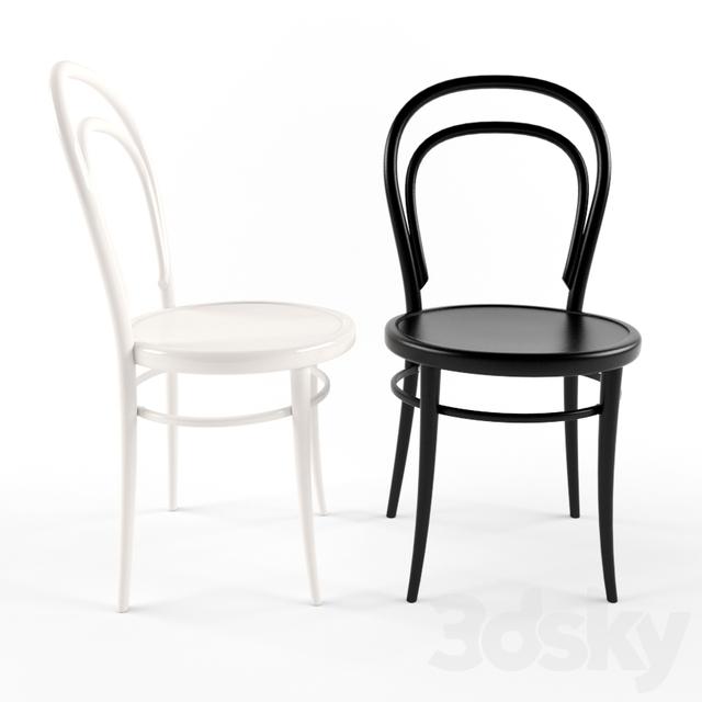 thonet chair no 14 vienna