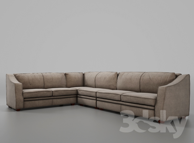 3d models sofa canape mise en demeure. Black Bedroom Furniture Sets. Home Design Ideas