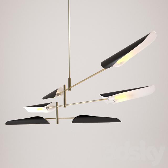 Models Ceiling Light Lamp David Weeks Studio