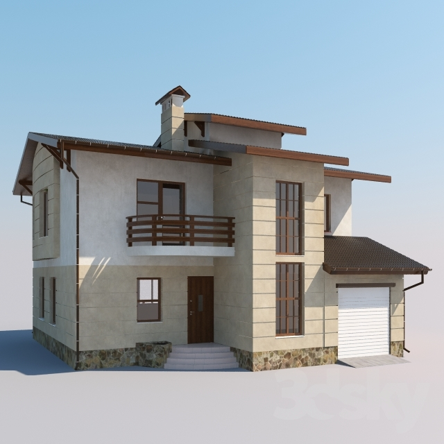 3d Home Architect Home Design Free Download: 3d Models: Building