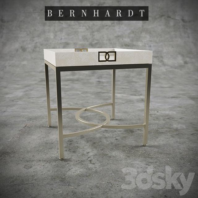 Table Bernhardt Olita Tray Side Table