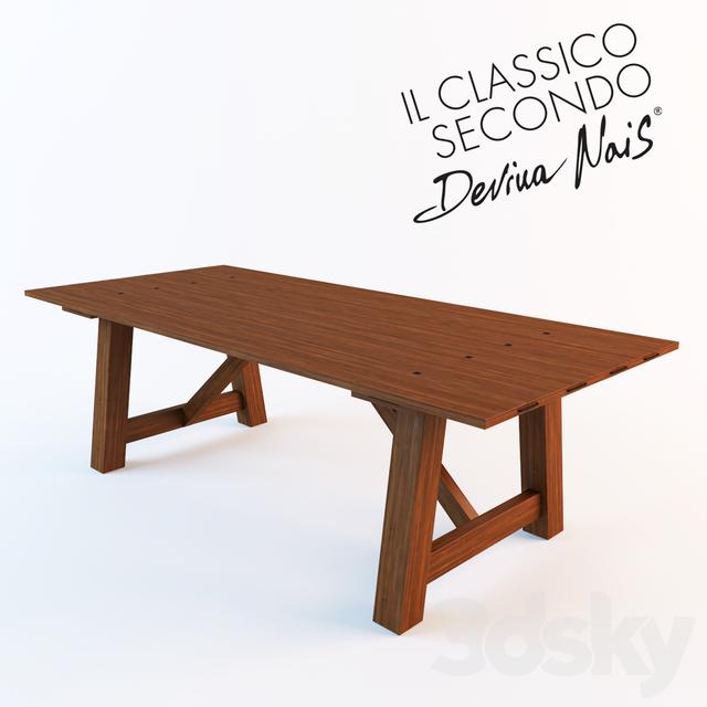 3d models: Table - DEVINA NAIS, CASTLE