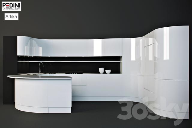 Kitchen Pedini   Artika