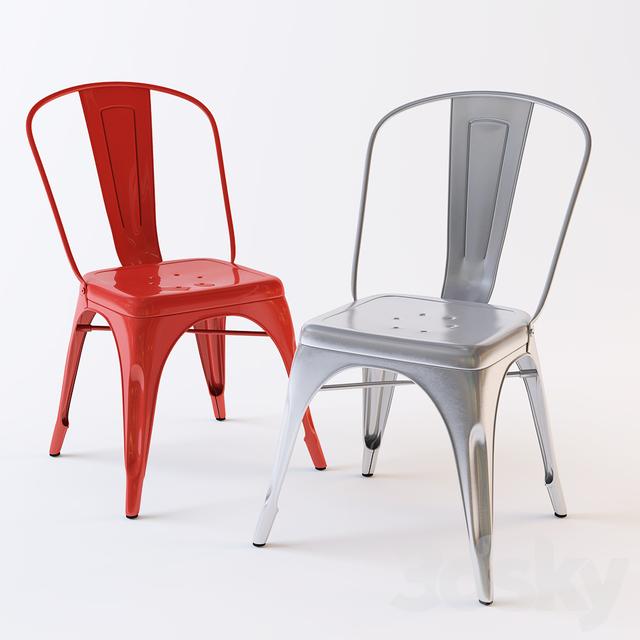 3d Models Chair Marais A Chair