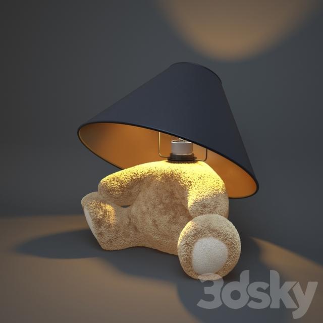 Reading lamp Teddy Bear