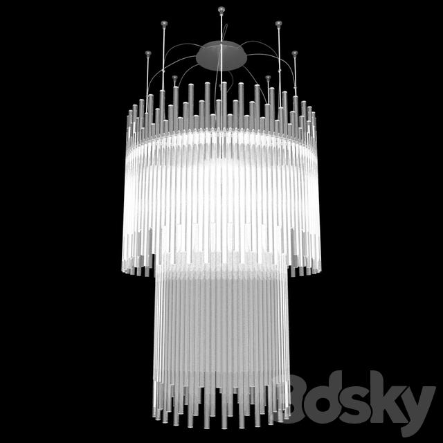 3d models ceiling light chandelier vistosi diadema sp 60 chandelier vistosi diadema sp 60 aloadofball Images