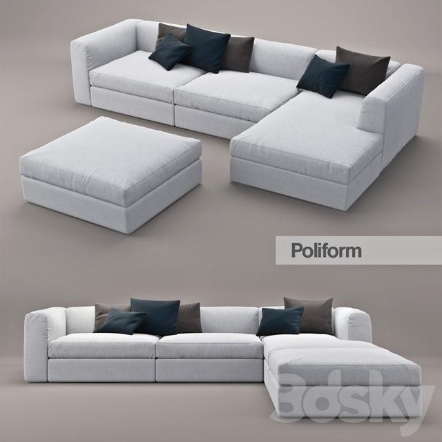 Sofa Dune Poliform 3