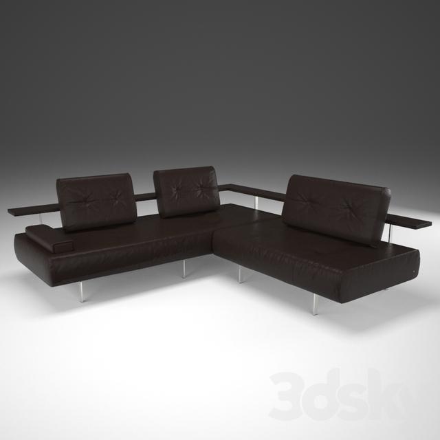 Rolf Dono 3d models sofa rolf dono