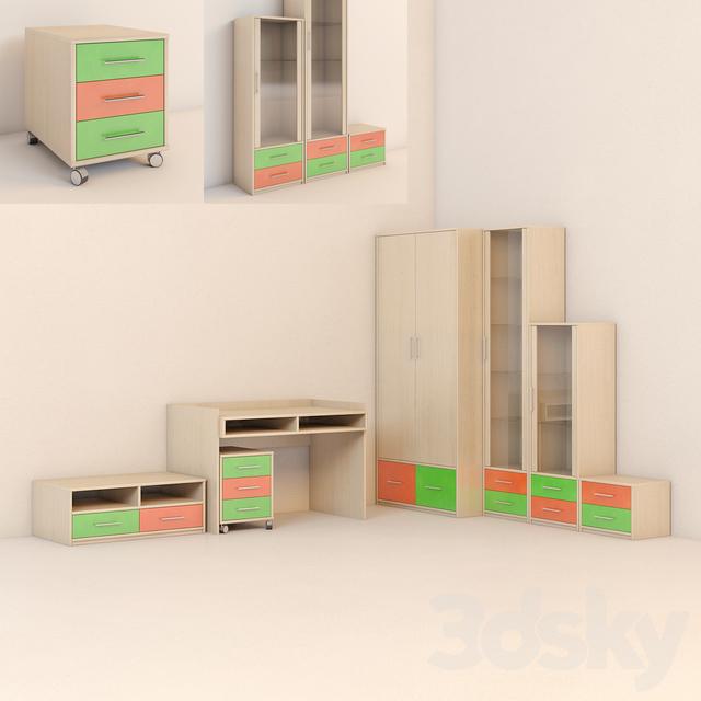 Beau Childrenu0026#39;s Furniture Rohr   Beat Series