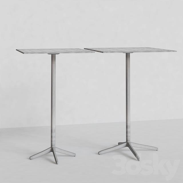 3d Models Chair Plank Mister X Table Mod Mod 9510 71