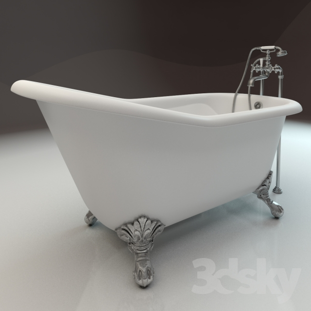 product from china bathtub anping manufacturer clawfoot nanhai red s footed
