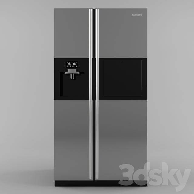 Side-by-side refrigerator SAMSUNG RSH5ZLMR