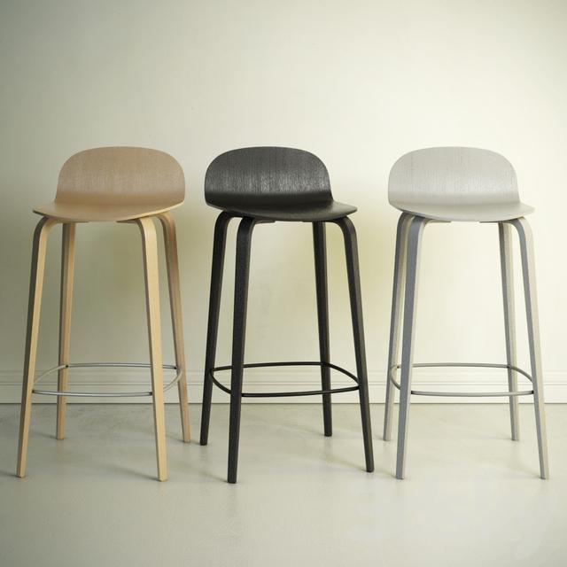 3d Models Chair Bar Stool Visu